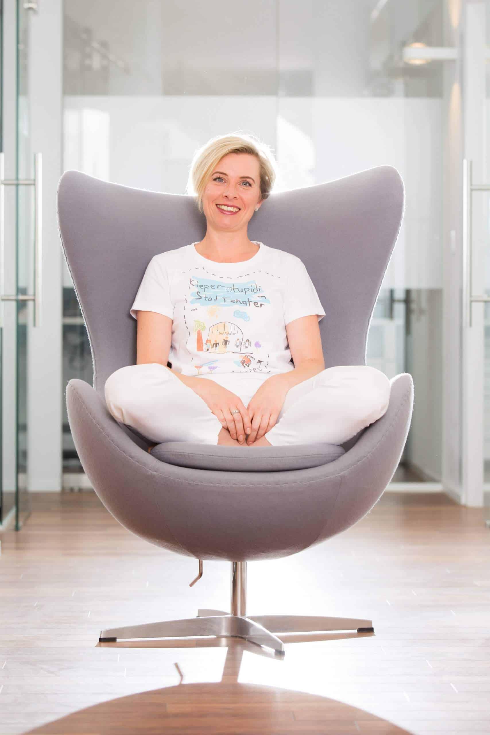 Olga Böshans 3 - ZFA (Verwaltung, Abrechnung)
