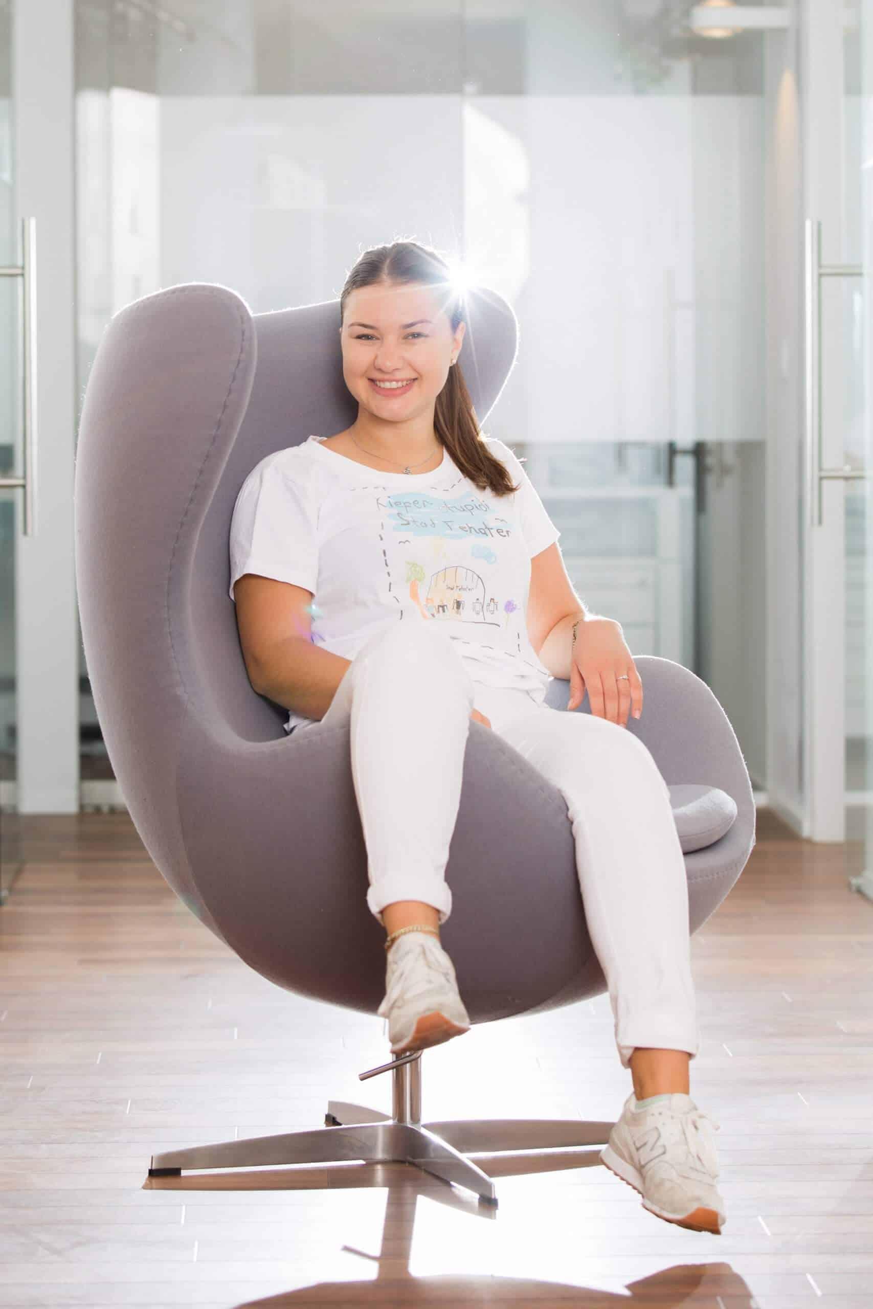 Sophia Hassler 2 - Azubi