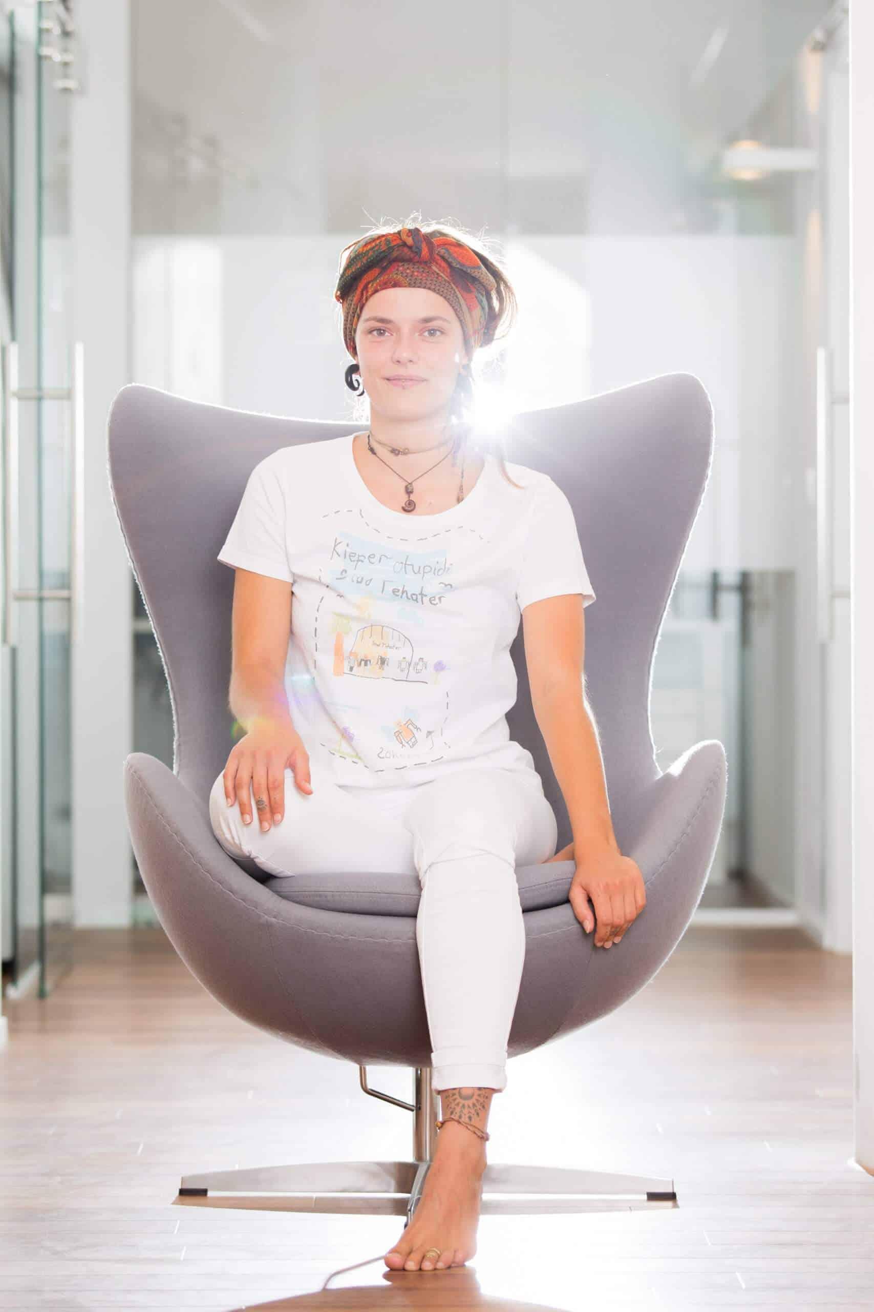 Vivienne Fischer 1 - ZFA Stuhlassistenz